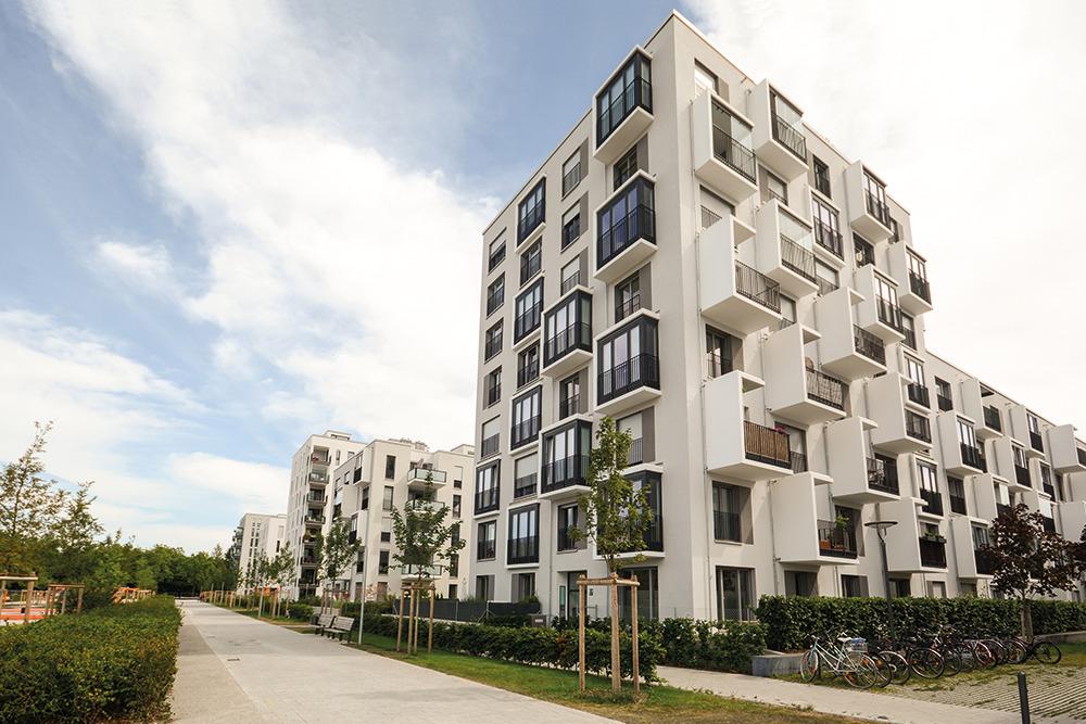 Immeubles d'habitations